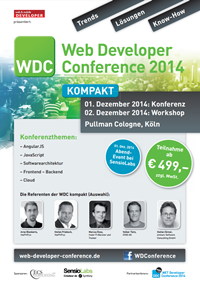 Web Developer Conference 2014